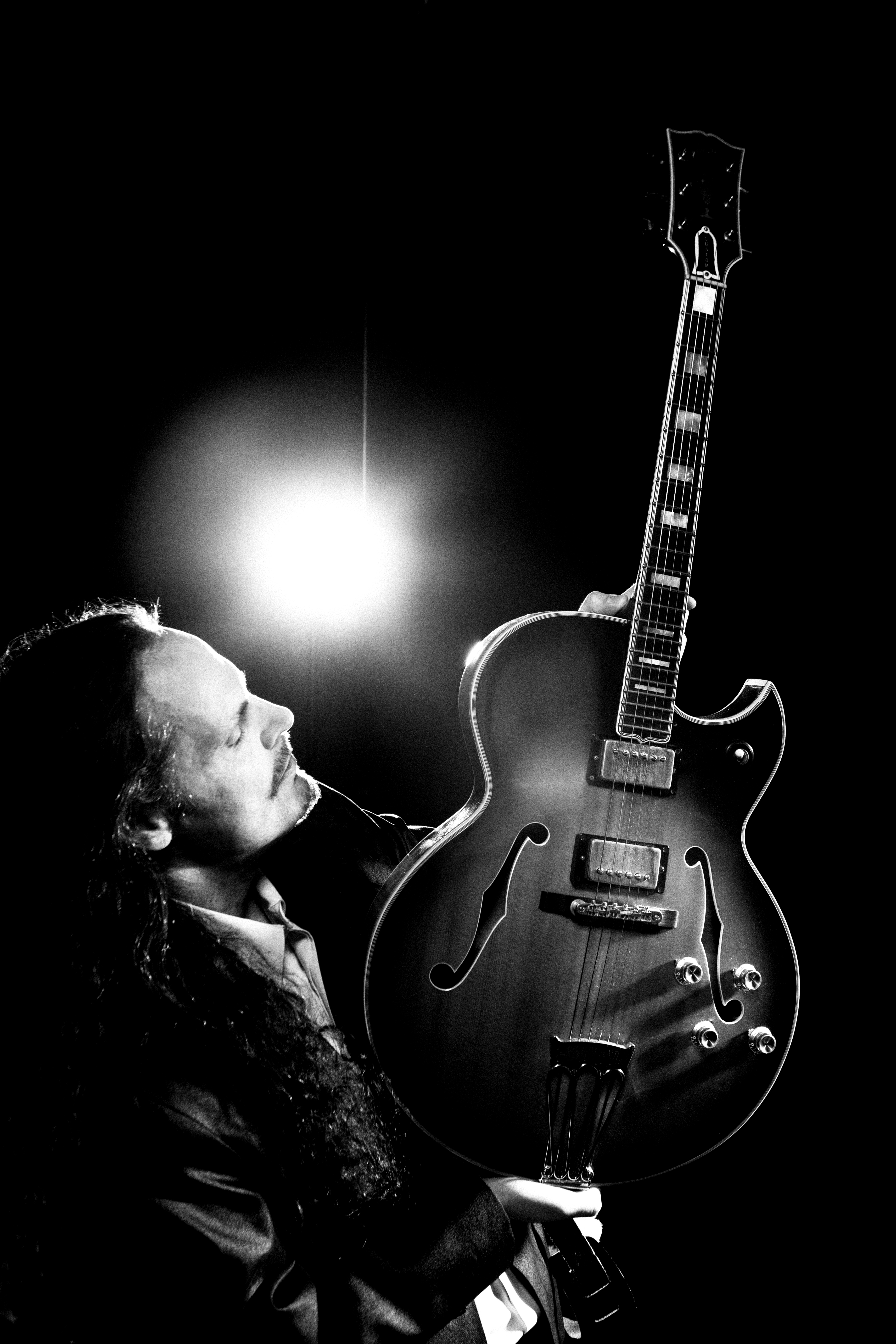 Media Page - André Roy - Jazz Guitarist
