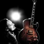 Andre Roy guitarist press kit
